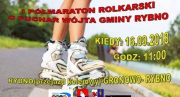 Zaproszenie na Półmaraton Rolkarski