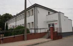 """Odbiór inwestycji """"Termomodernizacja budynku administracyjno-biurowego w Działdowie przy ul. Lidzbarskiej"""""""