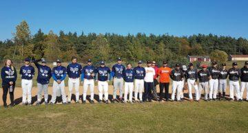 Yankeesi Działdowo wicemistrzem Bałtyckiej Ligi Baseballu i mistrzem 1 ligi w sezonie 2018.