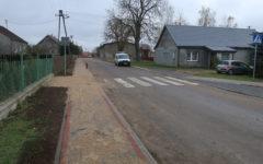 Odbiór końcowy inwestycji drogowej w Brodowie