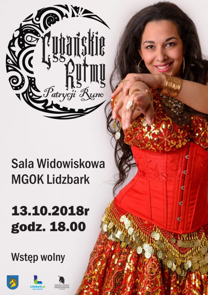 Cygańskie rytmy w Lidzbarku!