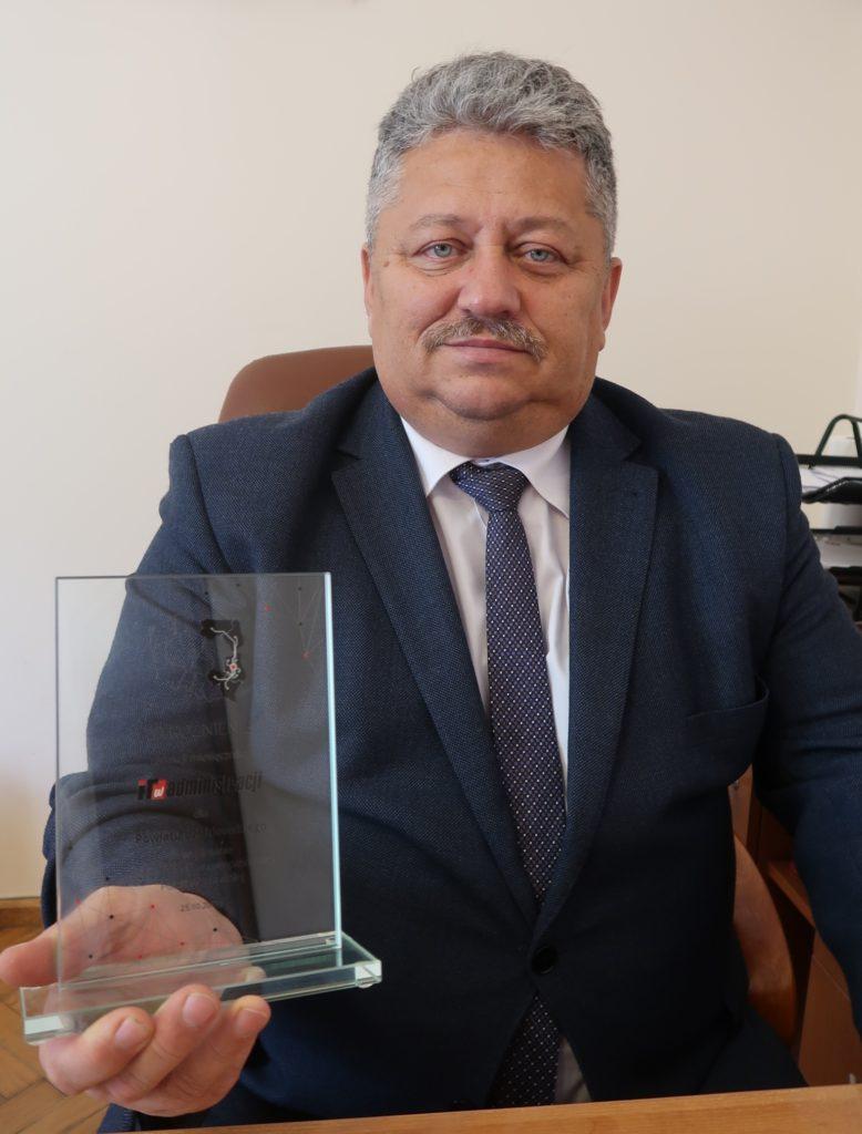 Powiat Działdowski wyróżniony prestiżową nagrodą za wspieranie rozwoju Sieci Szerokopasmowej Polski Wschodniej!