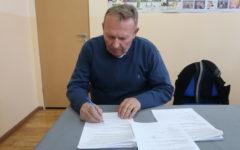 Odbiór końcowy robót dwóch inwestycji drogowych w gminie Lidzbark