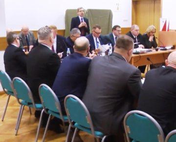 I Sesja Rady Powiatu Działdowskiego kadencji 2018-2023 (film)