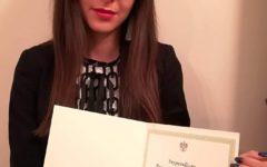 Stypendia Prezesa Rady Ministrów dla uczennic ZS nr 1 w Działdowie!