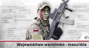"""""""Zostań żołnierzem RP"""" – kampania MON"""