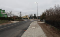 Zakończono budowę ronda w Tuczkach (film)