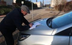 Odbiór inwestycji drogowej w Gródkach