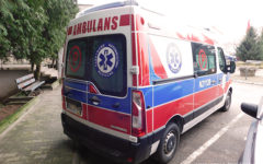 SP ZOZ w Działdowie zakupił nowy ambulans