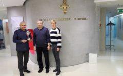Spotkanie opłatkowe Rodziny Olimpijskiej