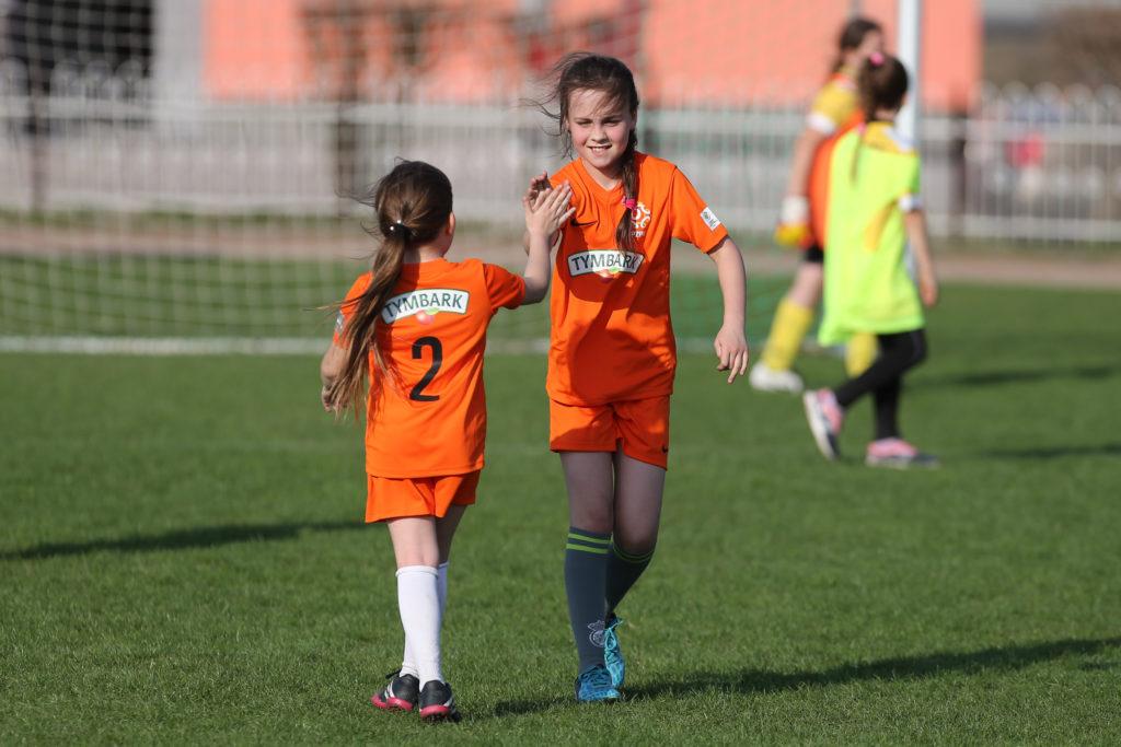 Młoda trenerka podbija męski świat futbolu