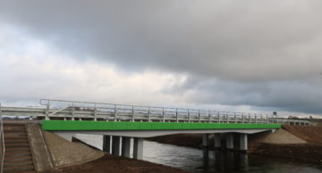 """Odbiór inwestycji drogowej: """"Przebudowa mostu w ciągu drogi powiatowej nr 1304 N  na odcinku pomiędzy  Przełękiem a Jabłonowem JNI  01003837''"""