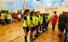 """Podsumowanie XV Turnieju Noworocznego """"ORLIK CUP 2019"""" w piłce nożnej dziewcząt"""
