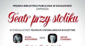 """""""Banalna historia"""" w działdowskiej MBP"""