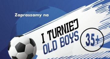 Zaproszenie na Turniej Old Boys 35+ do Rybna