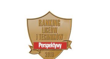 Brązowa Tarcza 2019  dla Liceum Ogólnokształcącego im. S. Żeromskiego w Działdowie!