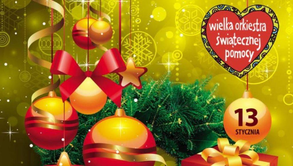 Już wkrótce finał WOŚP i rozstrzygnięcie Konkursu Świątecznego