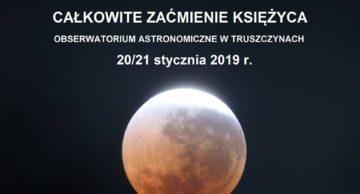 Zaproszenie do obserwatorium astronomicznego w Truszczynach