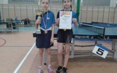 Sukces młodych tenisistek z działdowskiej SP 2!
