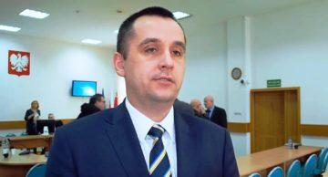 Jarosław Gawenda otrzymał mandat radnego (film)