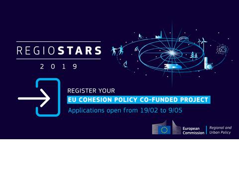 Poszukiwane projekty do tegorocznej nagrody Regio Stars Awards!