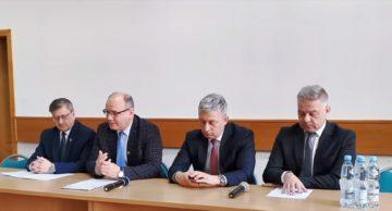 Konferencja prasowa w sprawie audytu w działdowskim SP ZOZ (film)
