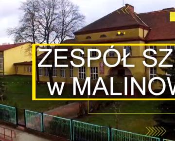 Rekrutacja 2019: Zespół Szkół w Malinowie