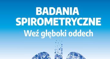 Bezpłatna spirometria w Lidzbarku