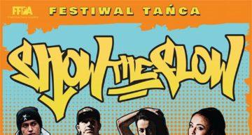 Zaproszenie na Festiwal Tańca Show The Flow