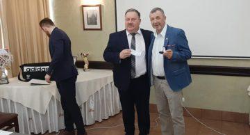 Odznaczenia Polskiego Związku Koszykówki dla działdowskich działaczy sportowych