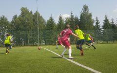 Sukces młodych piłkarek z Burkatu!