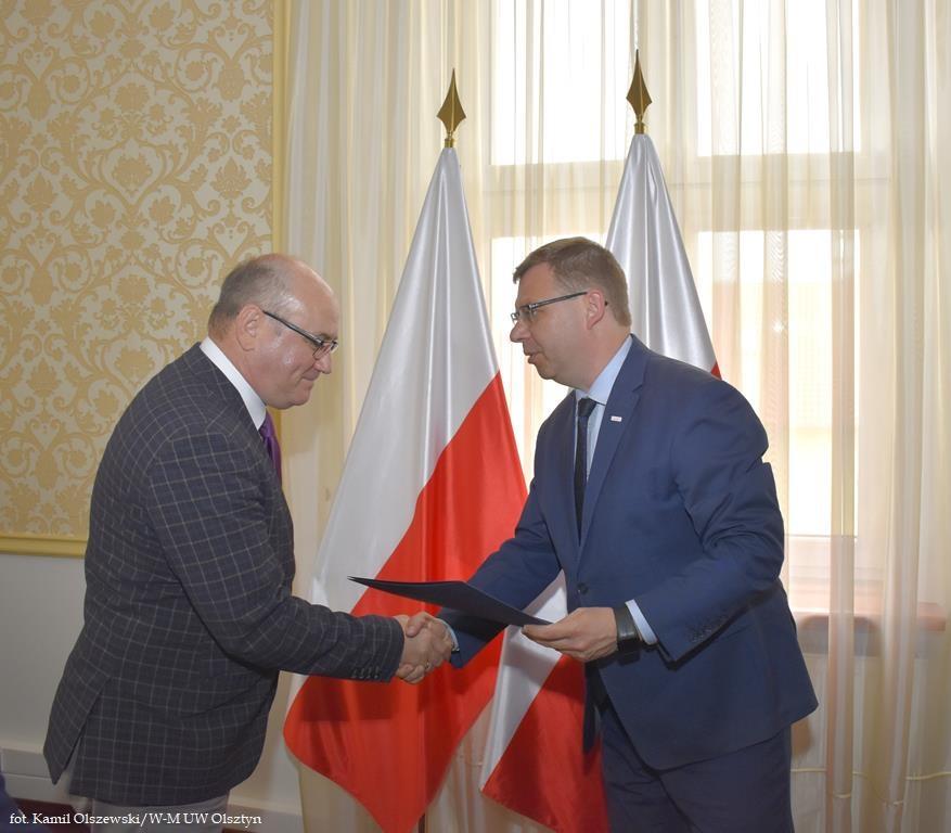 Umowa na dofinansowanie przebudowy ulicy Nowej w Płośnicy w ciągu drogi powiatowej nr 1286N podpisana!