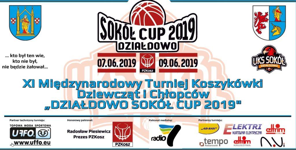 Już wkrótce Sokół Cup 2019!