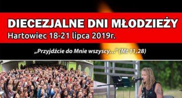 Weź udział w Diecezjalnych Dniach Młodzieży!