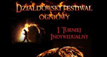 Zaproszenie na Działdowski Festiwal Ogniowy