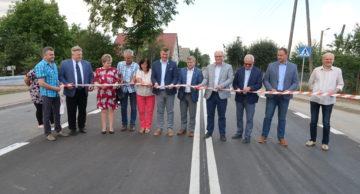 Odbiór kolejnej inwestycji Powiatu Działdowskiego (film)