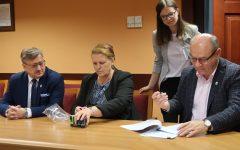 Umowa na realizację projektu pn. Informatyzacja usług publicznych Powiatu Działdowskiego podpisana!