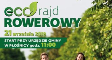 Weź udział w Ecorajdzie Rowerowym!