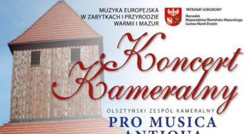 Zaproszenie na koncert do Płośnicy