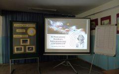 """Powiatowy Konkurs Astronomiczny """"Copernicus"""" w lidzbarskim LO już po raz jedenasty!"""