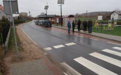 Droga powiatowa nr 1353 N na odcinku Lidzbark – Bryńsk już odnowiona!