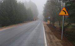 Odbiór przebudowanego odcinka drogi powiatowej Nr 1373N Gralewo-Turza Wielka (film)