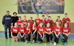 Podwójny sukces młodych  baseballistów SP 2 Działdowo (Yankees)!