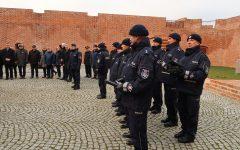 Nowe radiowozy policyjne w naszym powiecie (film)