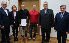 Uczestnicy konkursu na okolicznościowe logo Powiatu Działdowskiego nagrodzeni!
