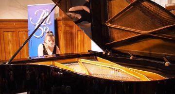 Koncert fortepianowy Wiktorii Browarek (film)