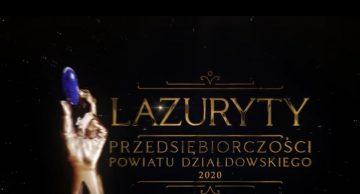 """Powiatowe """"Lazuryty"""" rozdane! (film)"""