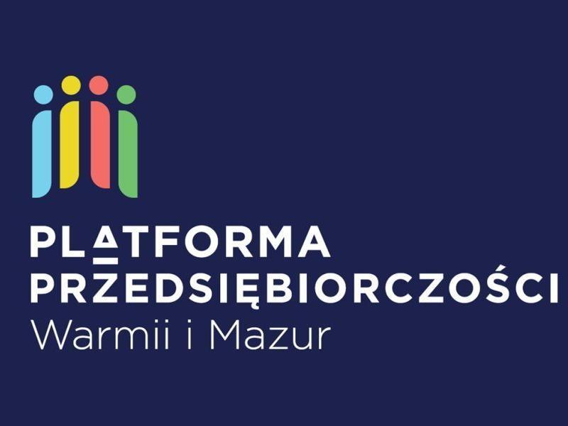 Platforma Przedsiębiorczości Warmii i Mazur już funkcjonuje!