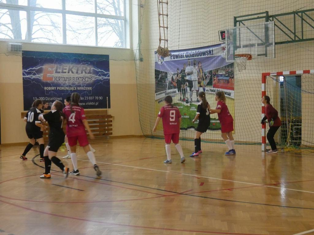 """Wyniki XVI Turnieju Noworocznego """"ORLIK CUP 2020"""" w halowej piłce nożnej dziewcząt"""