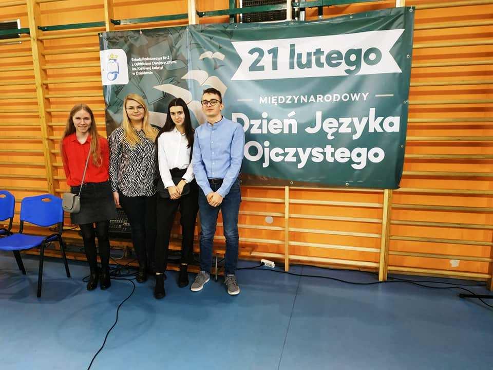 """X Powiatowy Konkurs """"Mistrz Języka Polskiego"""""""